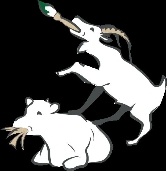 ziege-kuh-gemaelde-links